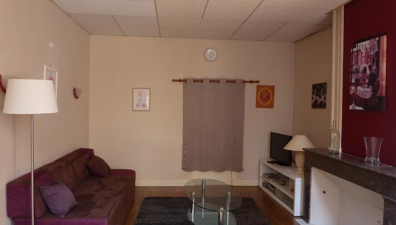 Appartement - salon