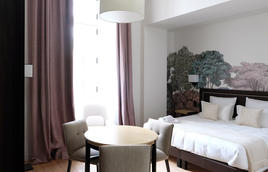 Valvital - Chambre - Hotel des doctrinaires - Lectoure - confort - luxe - Cure thermale